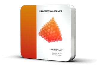 Productionserver family ColorGATE