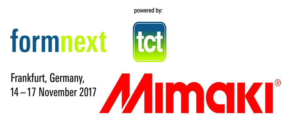Mimaki a Formnext 2017