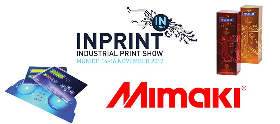 Mimaki a InPrint 2017