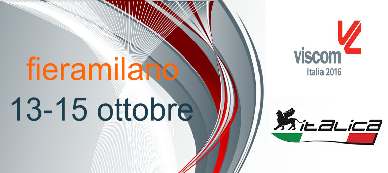 VISCOM Italia 2016 Italica e Mimaki